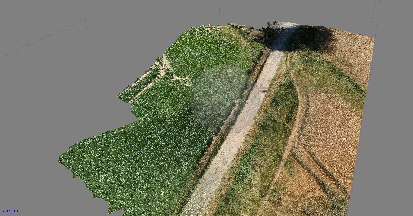 SPARK and PIX4D for Survey | DJI FORUM
