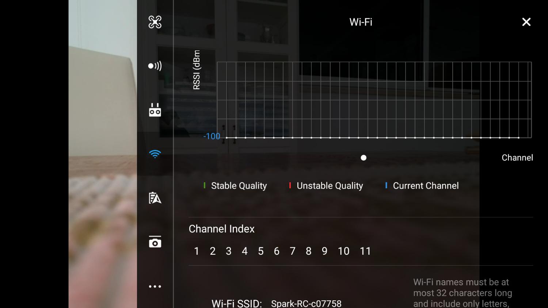 NO Bars on WiFi Screens   DJI FORUM