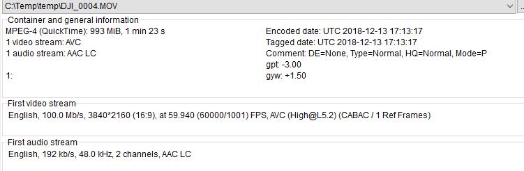 OSMO Mobile video CODEC problem   DJI FORUM