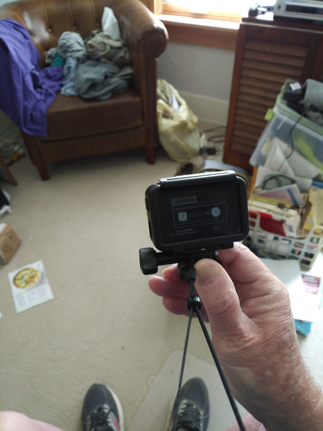 Osmo Action-Rocksteady not working??? | DJI FORUM